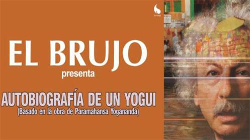 Entradas El Brujo, Autobiografía de un Yogui