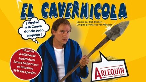 Entradas El Cavernícola (Madrid)