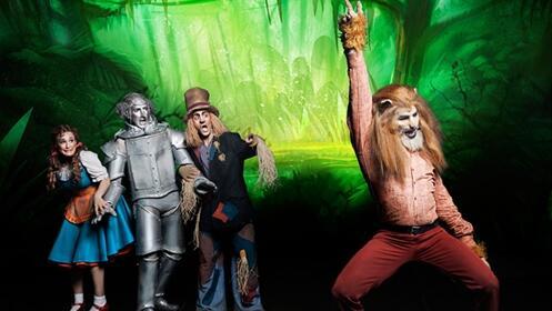 Entradas El Mago de Oz, El Musical en Madrid
