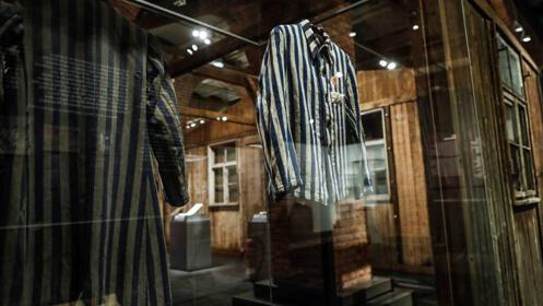 Entradas Exposición Auschwitz Madrid - Centro Arte Canal