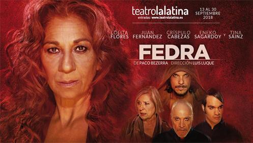 Entradas Fedra Madrid