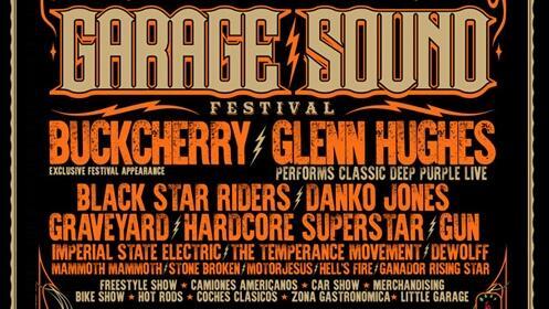 Entradas Garage Sound Festival 2018