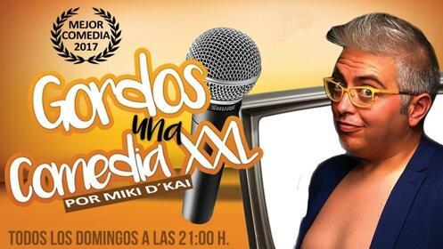 Entradas Gordos, una comedia XXL en Madrid