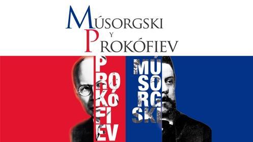 Músorgski y Prokófiev en el Auditorio Nacional de Madrid