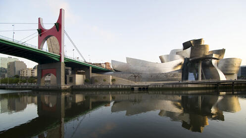 Entradas Guggenheim Bilbao: Visita Guiada 2 personas