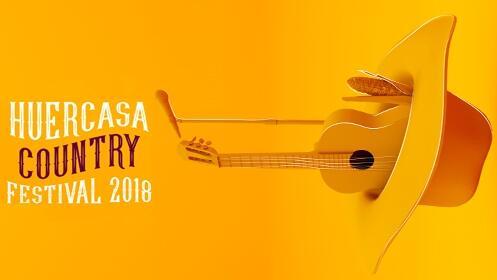Abono Huercasa Country Festival 2018