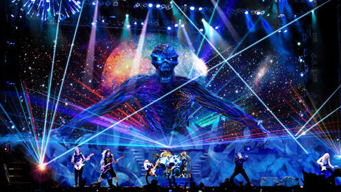 Entradas Iron Maiden Madrid
