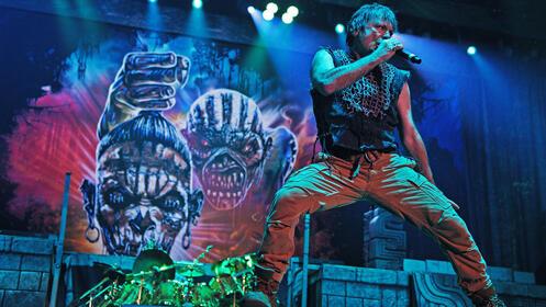 Entradas Iron Maiden Madrid