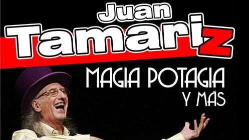 Entradas Juan Tamariz - Magia Potagia y Más Madrid