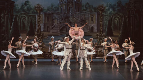 Entradas La Bella Durmiente Ballet Madrid