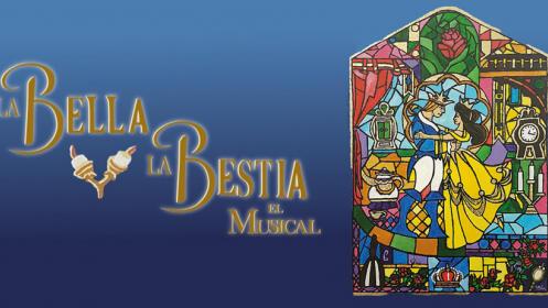 Entradas Musical La Bella y la Bestia Madrid