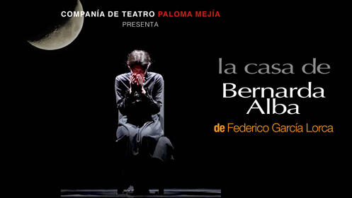 Entradas La casa de Bernarda Alba (Madrid)