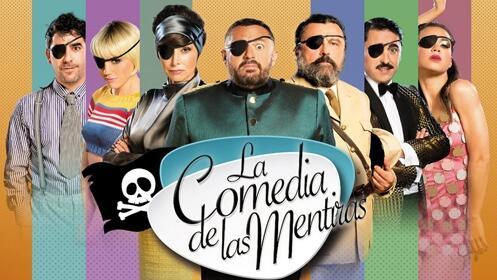 Entradas La Comedia de las Mentiras (Madrid)