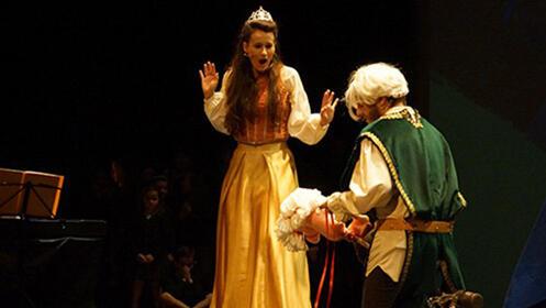 Entradas La Pequeña Bella Durmiente, tu primera ópera Madrid
