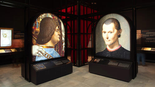Exposición Leonardo da Vinci Madrid