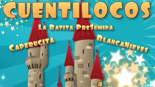 Entradas Los Cuentilocos (Madrid)