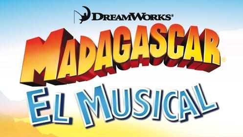 Entradas Madagascar, El Musical en Barcelona