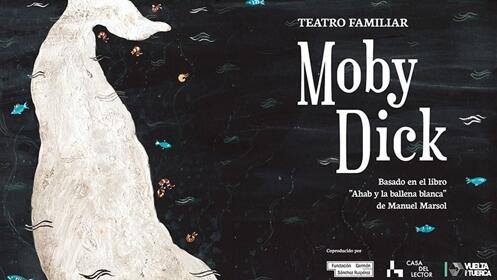 Entradas Moby Dick (Madrid)