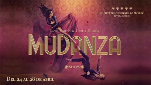 Entradas MuDanza Show Madrid