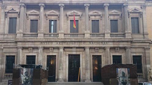 Entradas Museo Arqueológico Madrid con visita guiada