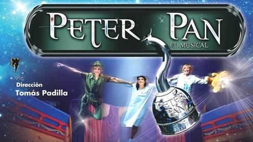 Entradas Peter Pan, el Musical en Madrid