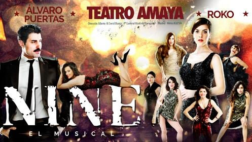 Entradas Nine, el Musical en Madrid