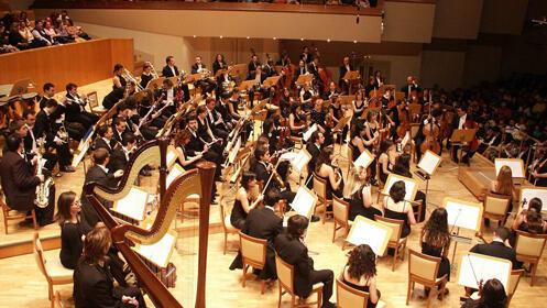 Entradas Orquesta Chamartín en el Auditorio Nacional