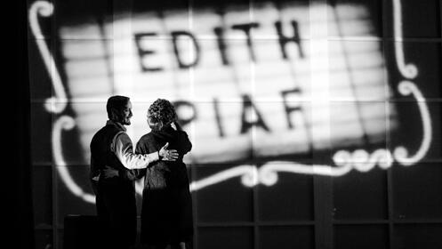 Entradas Piaf, voz y delirio en Madrid