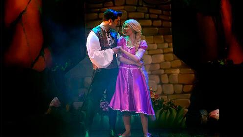 Entradas Rapunzel, El Musical Madrid