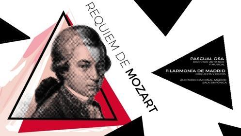 Entradas Réquiem de Mozart en el Auditorio Nacional