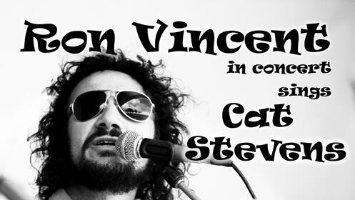 Concierto Ron Vicent tributo a Cat Stevens