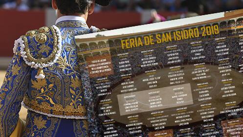 Juego de Mus e invitación para la Feria San Isidro 2019