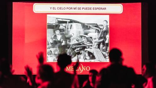 Entradas Sing Along Mecano (Alcalá de Henares)