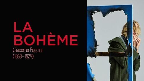 La Bohème en el Teatro Real + Cena
