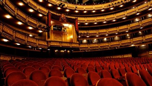 Only the Sound Remains en el Teatro Real + Cena