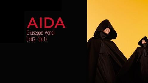 Aida en el Teatro Real + Cena
