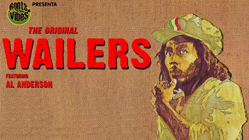 Entradas The Original Wailers (Madrid y Barcelona)