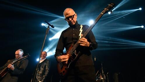 Entradas Tony Visconti and Woody Woodmansey's Holy Holy (Madrid)