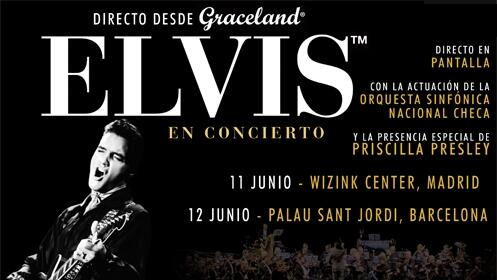 Entradas Elvis - The Wonder Of You (Madrid y Barcelona)