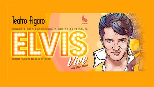 Entradas Tributo Elvis Madrid