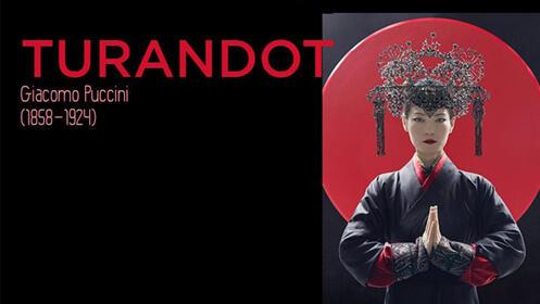 Turandot en el Teatro Real + Cena