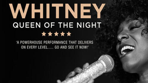 Entradas Whitney Houston