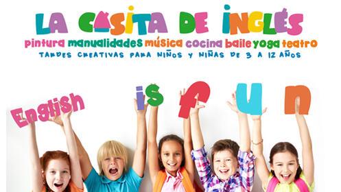 La Casita de Inglés Summer Camp Madrid