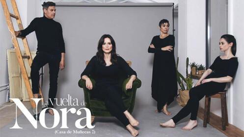 Entradas La vuelta de Nora Madrid