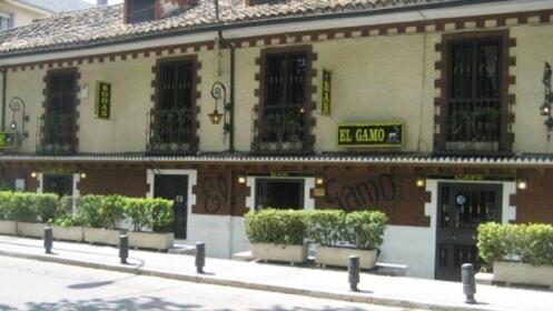 Menú Tradicional Restaurante El Gamo