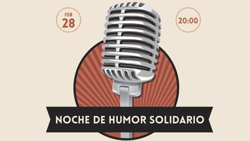 Entradas Noche de Humor Solidario Madrid