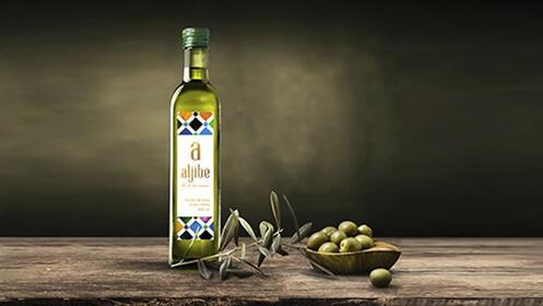 Exclusivo aceite de oliva virgen extra sevillano