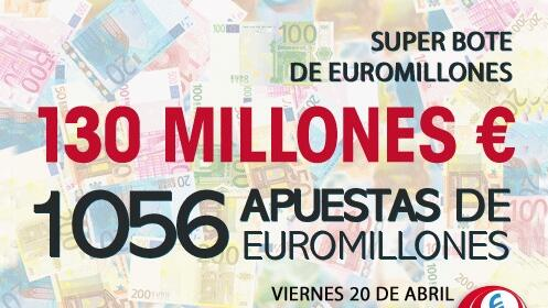 PEÑA BIG FRIDAY - Super Bote de Euromillones