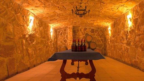 Visita a bodega Viña Laguardia + menú especial