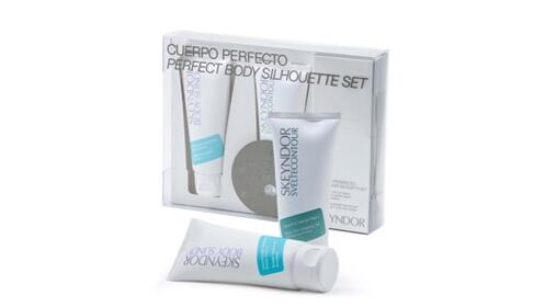 Set de Cremas Corporales Perfect Body Silhouette Set